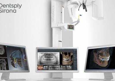 Dentsply Sirona Orthophos SL 3D x-Ray