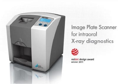 Durr X-Ray Plate Scanner