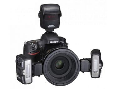 Nikon Macro Camera Setup